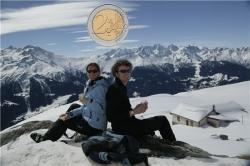 Euro im Skiurlaub