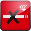 Nichtraucher im Skiurlaub