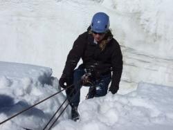Gletscher Saas