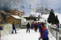 Skiurlaub in Dubai