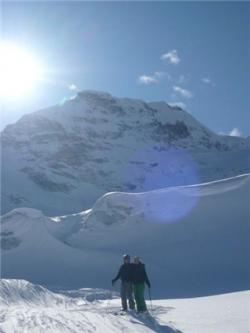 Skireise Saas Fee