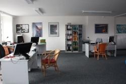 Neues Pfiff Büro