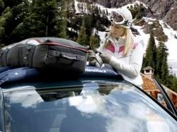 Ski Dachgepäckträger