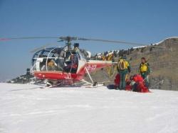 Erste Hilfe im Skiurlaub